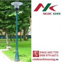 Cột sân vườn PINE lắp đèn trang trí JUPITER