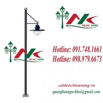 Cột Đèn Thân Thép NK1-M-2