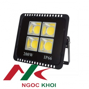 ĐÈN PHA LED NKPL-7 200W