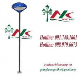 Cột Đèn Thân Thép NK1-1