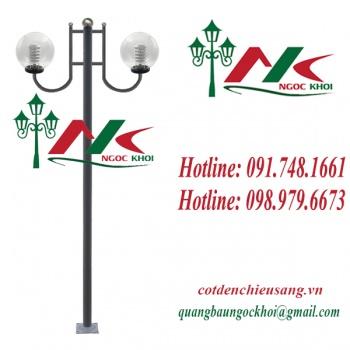 Cột đèn thân thép NK1-C-1