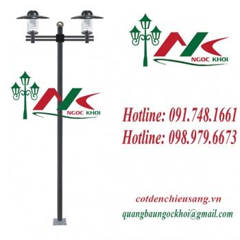 Cột Đèn Thân Thép NK1-J-1
