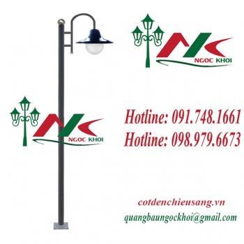 Cột Đèn Thân Thép NK1-M-1