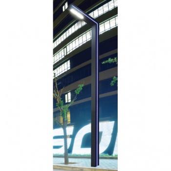 Cột Đèn Trang Trí Hiện Đại NKHD-4